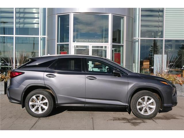 2017 Lexus RX 350 Base (Stk: 200184A) in Calgary - Image 2 of 16