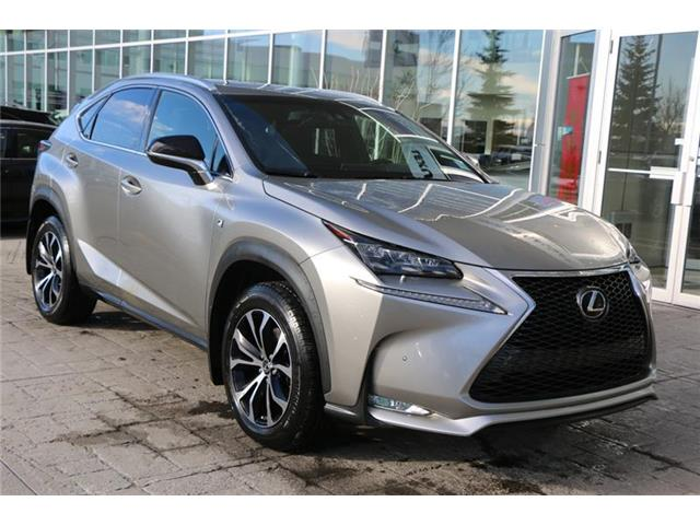2017 Lexus NX 200t Base (Stk: 200326A) in Calgary - Image 1 of 12