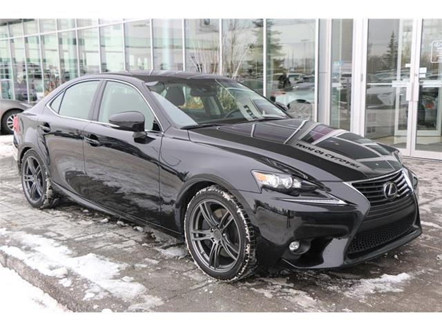 2016 Lexus IS 350 Base (Stk: 4017A) in Calgary - Image 1 of 12