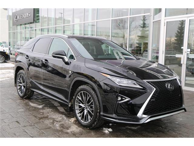 2017 Lexus RX 350 Base (Stk: 4018A) in Calgary - Image 1 of 13