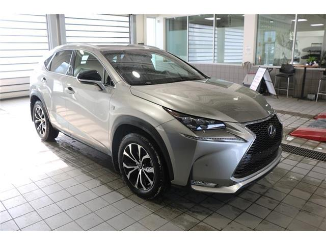 2017 Lexus NX 200t Base (Stk: 200333A) in Calgary - Image 1 of 18