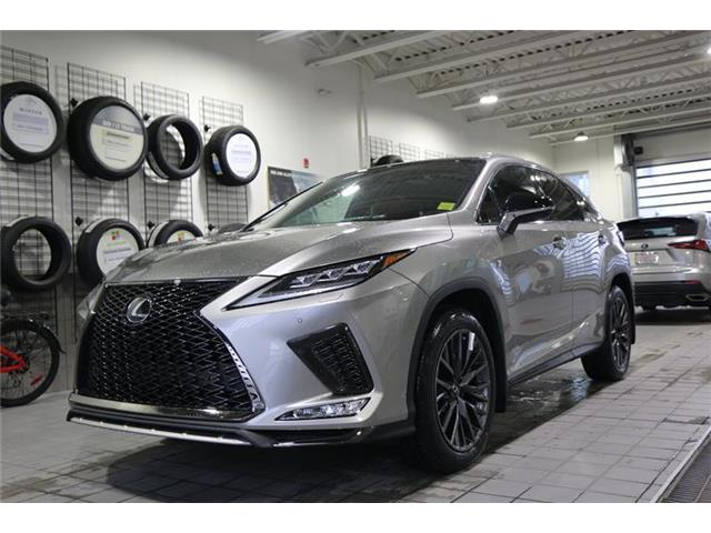 2017 Lexus RX 350 Base (Stk: 200451A) in Calgary - Image 1 of 10