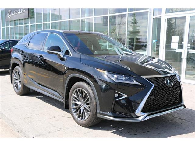 2017 Lexus RX 350 Base (Stk: 200322A) in Calgary - Image 1 of 12