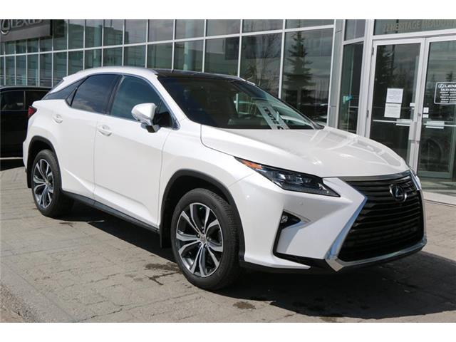 2017 Lexus RX 350 Base (Stk: 200344A) in Calgary - Image 1 of 13