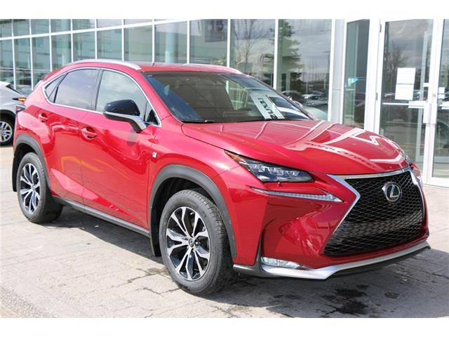 2017 Lexus NX 200t Base (Stk: 200349A) in Calgary - Image 1 of 12