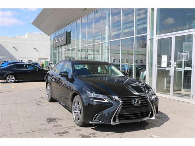 2017 Lexus GS 350 Base (Stk: 200471A) in Calgary - Image 1 of 9