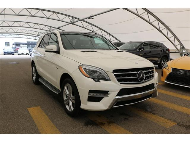 2012 Mercedes-Benz M-Class Base (Stk: 200131A) in Calgary - Image 1 of 21