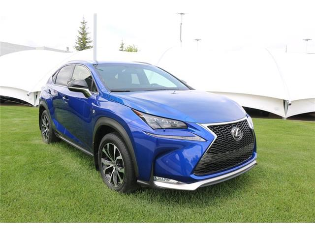 2017 Lexus NX 200t Base (Stk: 200516A) in Calgary - Image 1 of 18