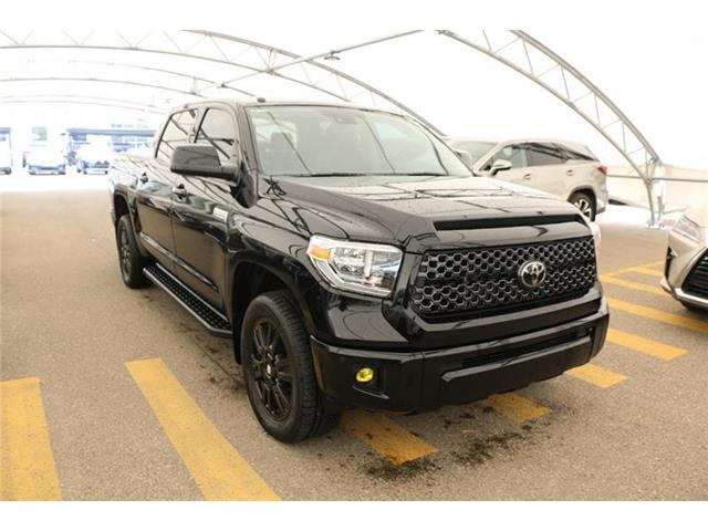2018 Toyota Tundra Platinum 5.7L V8 (Stk: 200535A) in Calgary - Image 1 of 20