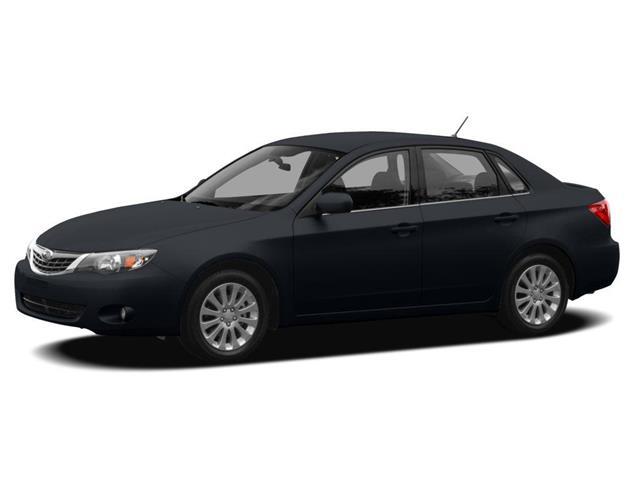 2009 Subaru Impreza 2.5 i (Stk: 200269B) in Calgary - Image 1 of 2