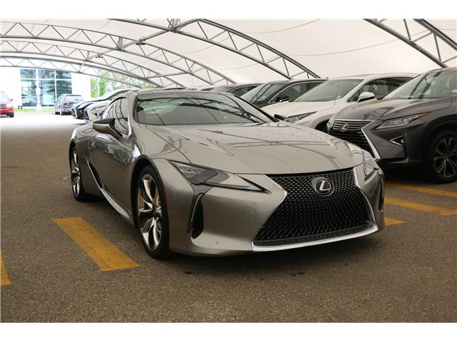 2018 Lexus LC 500 Base (Stk: 4065A) in Calgary - Image 1 of 17