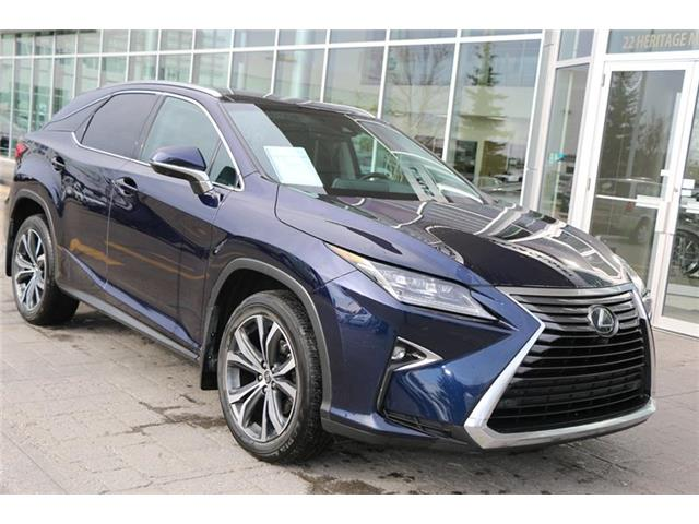 2018 Lexus RX 350 Base (Stk: 200073A) in Calgary - Image 1 of 11