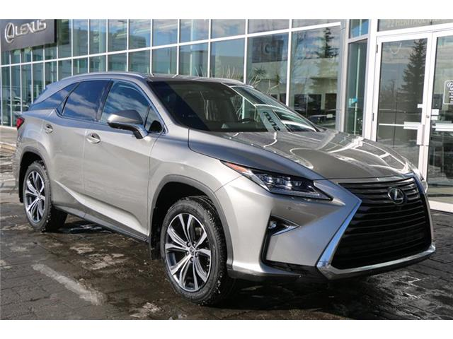 2018 Lexus RX 350L Luxury (Stk: 200290A) in Calgary - Image 1 of 14