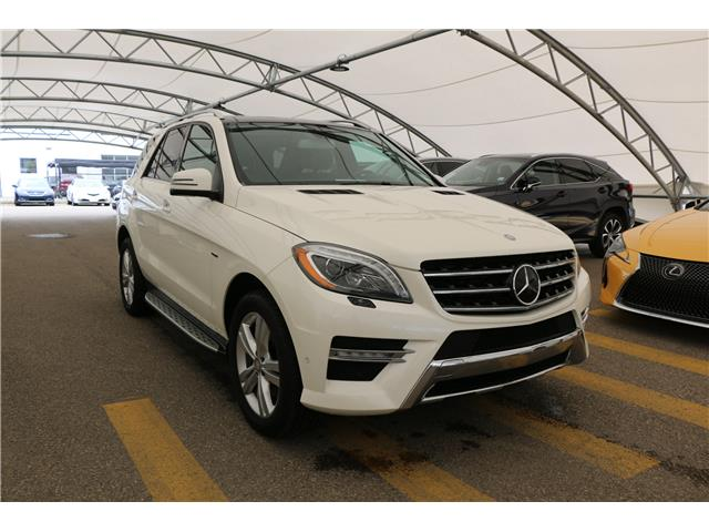 2012 Mercedes-Benz M-Class Base (Stk: 200131A) in Calgary - Image 1 of 19