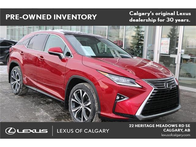 2017 Lexus RX 350 Base (Stk: 200117A) in Calgary - Image 1 of 13