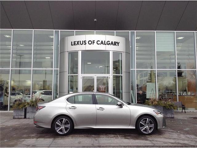 2019 Lexus GS 350 Premium (Stk: 190154) in Calgary - Image 1 of 6