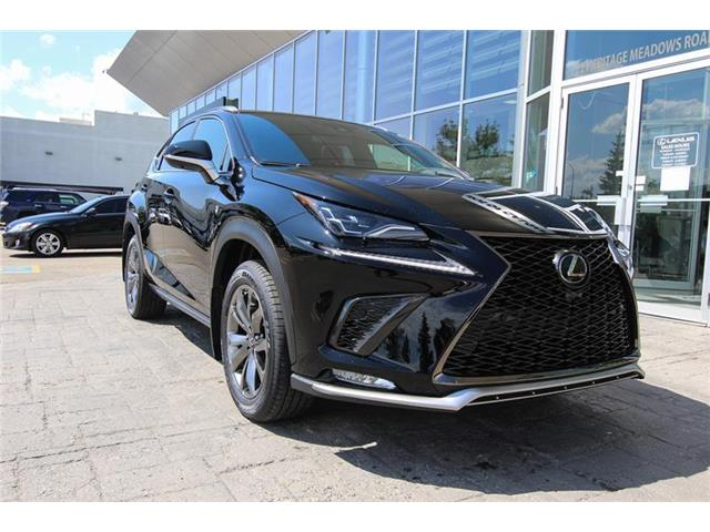 2020 Lexus NX 300 Base (Stk: 190652) in Calgary - Image 1 of 17