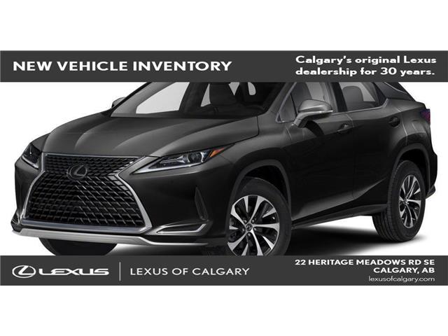 2020 Lexus RX 350 Base (Stk: 200152) in Calgary - Image 1 of 9