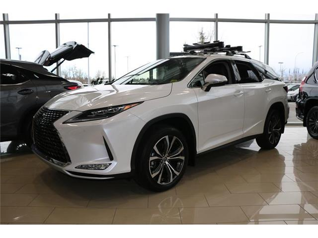 2020 Lexus RX 350L Base (Stk: 200095) in Calgary - Image 1 of 15