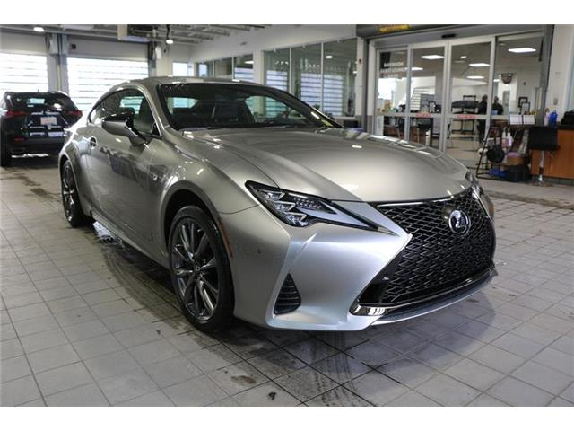 2020 Lexus RC 350 Base (Stk: 200335) in Calgary - Image 1 of 16