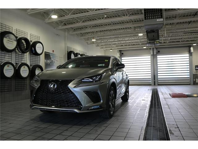 2020 Lexus NX 300 Base (Stk: 200492) in Calgary - Image 1 of 10