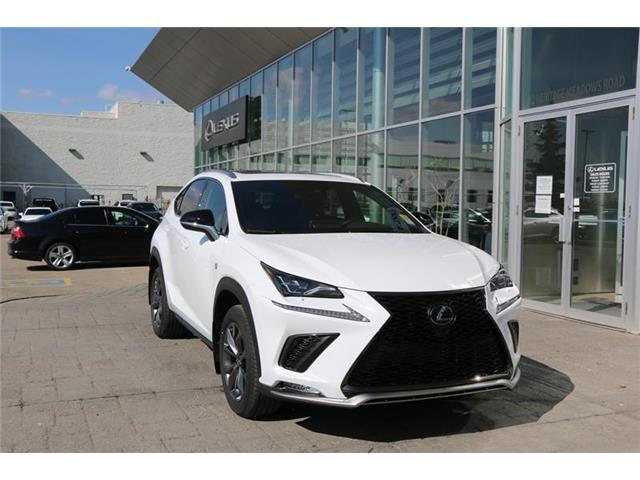 2020 Lexus NX 300 Base (Stk: 200503) in Calgary - Image 1 of 11