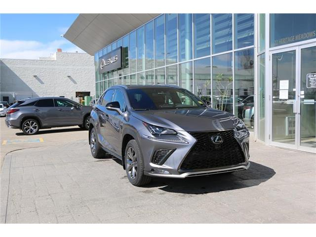 2020 Lexus NX 300 Base (Stk: 200504) in Calgary - Image 1 of 11