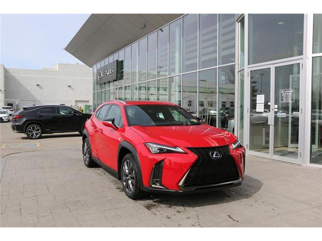2020 Lexus UX 250h Base (Stk: 200496) in Calgary - Image 1 of 11