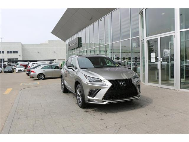 2020 Lexus NX 300 Base (Stk: 200516) in Calgary - Image 1 of 10
