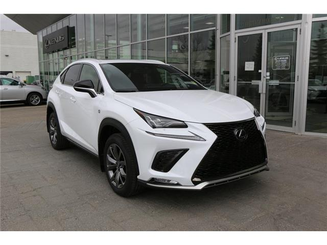 2020 Lexus NX 300 Base (Stk: 200517) in Calgary - Image 1 of 19