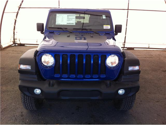 2020 Jeep Wrangler Sport (Stk: 200025) in Ottawa - Image 2 of 21