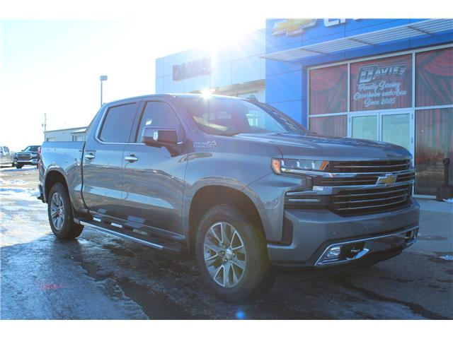 2020 Chevrolet Silverado 1500 High Country (Stk: 212399) in Claresholm - Image 1 of 25