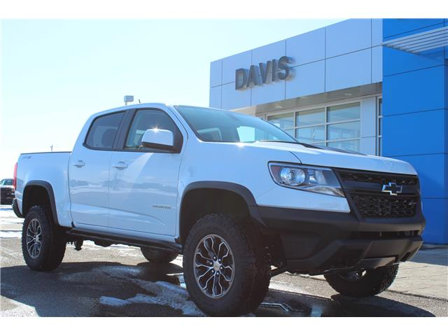 2020 Chevrolet Colorado ZR2 (Stk: 215109) in Claresholm - Image 1 of 24