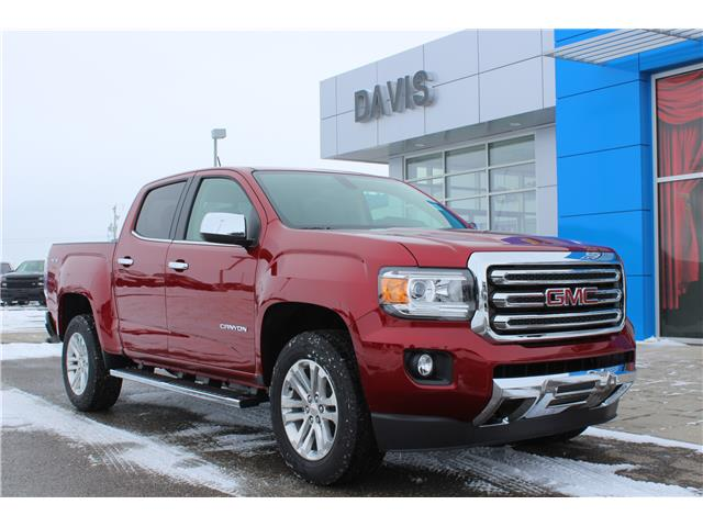 2020 GMC Canyon SLT (Stk: 215521) in Claresholm - Image 1 of 23