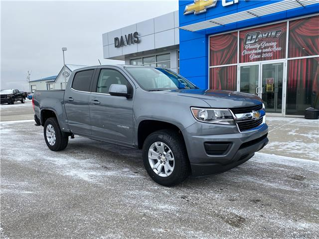 2020 Chevrolet Colorado LT (Stk: 215110) in Claresholm - Image 1 of 17