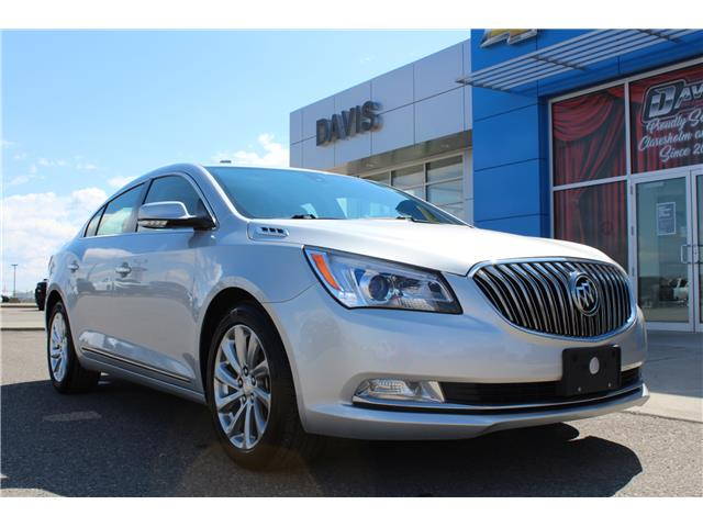 2014 Buick LaCrosse Leather (Stk: 209678) in Claresholm - Image 1 of 23