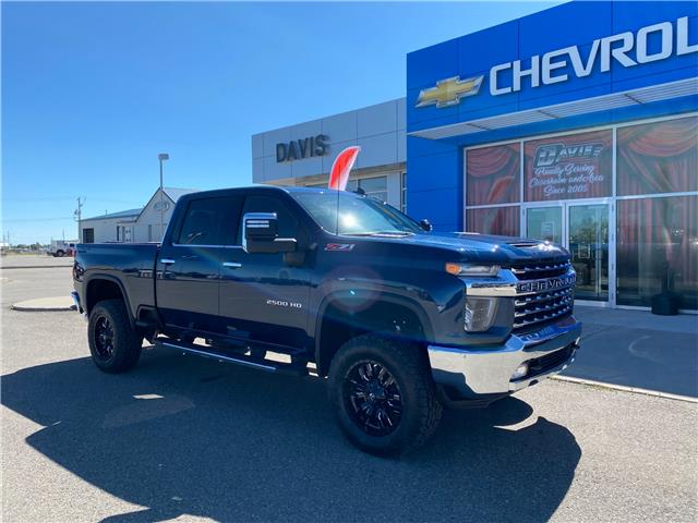 2020 Chevrolet Silverado 2500HD LTZ (Stk: 215112) in Claresholm - Image 1 of 20