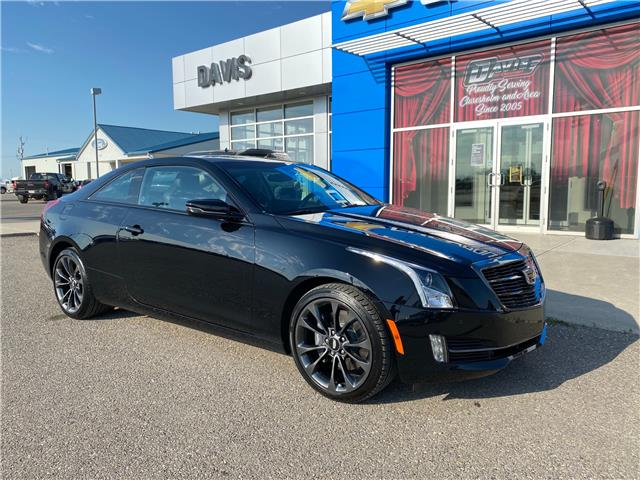 2017 Cadillac ATS 2.0L Turbo Luxury (Stk: 218702) in Claresholm - Image 1 of 19
