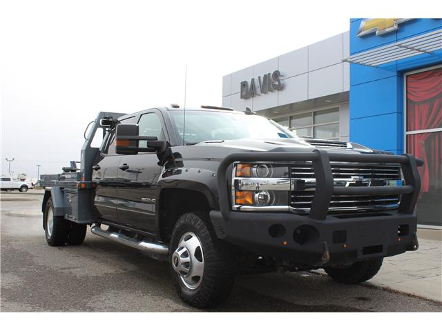 2017 Chevrolet Silverado 3500HD LT (Stk: 192621) in Claresholm - Image 1 of 20