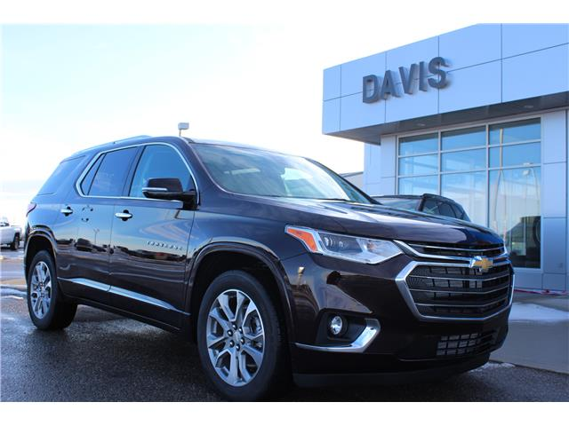 2021 Chevrolet Traverse Premier (Stk: 222192) in Claresholm - Image 1 of 26