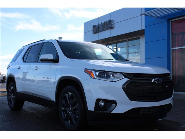 2021 Chevrolet Traverse RS (Stk: 222341) in Claresholm - Image 1 of 25