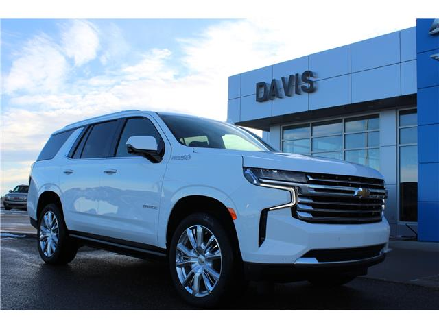 2021 Chevrolet Tahoe High Country (Stk: 220794) in Claresholm - Image 1 of 30