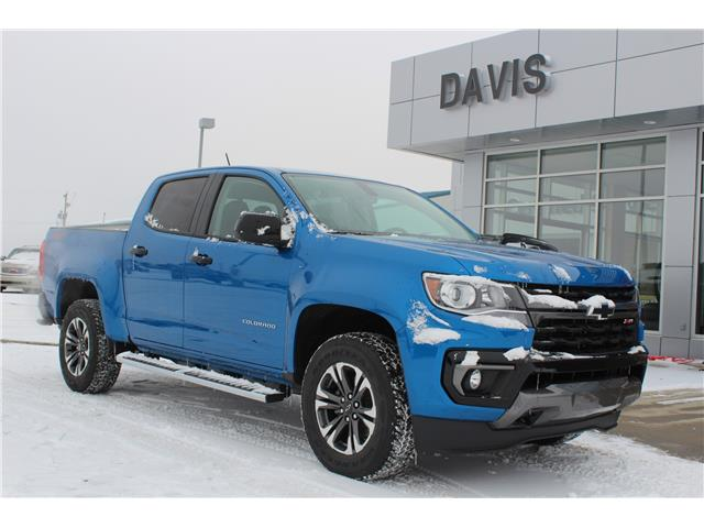 2021 Chevrolet Colorado Z71 (Stk: 221866) in Claresholm - Image 1 of 23