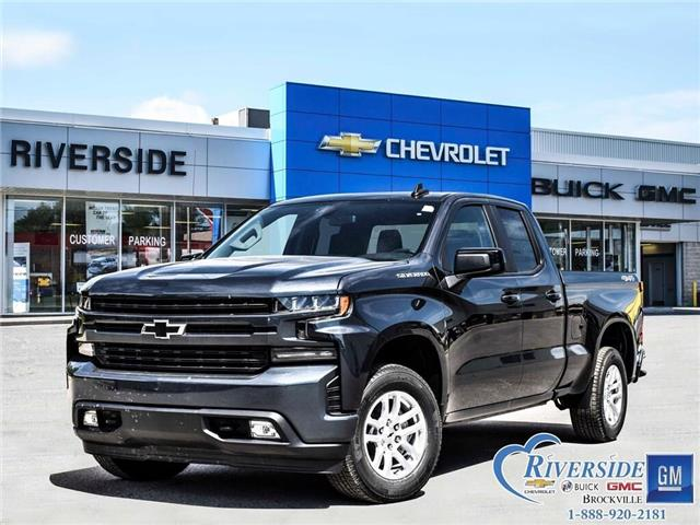 2019 Chevrolet Silverado 1500 RST (Stk: 19-310) in Brockville - Image 1 of 19