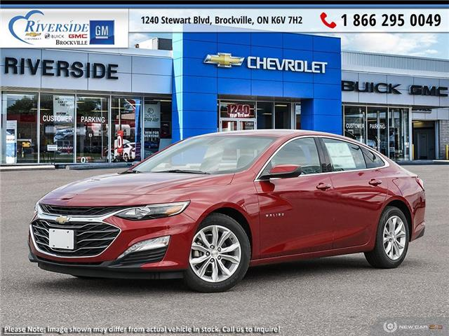 2019 Chevrolet Malibu LT (Stk: 19-370) in Brockville - Image 1 of 22