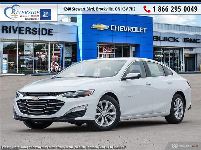 2019 Chevrolet Malibu LT (Stk: 19-396) in Brockville - Image 1 of 22