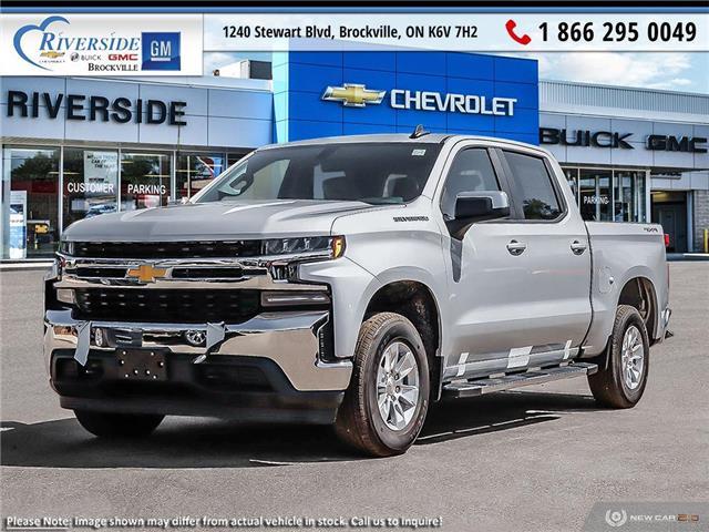 2019 Chevrolet Silverado 1500 LT (Stk: 19-435) in Brockville - Image 1 of 19