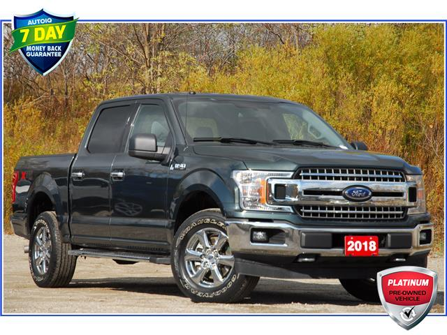2018 Ford F-150 XLT (Stk: 150540) in Kitchener - Image 1 of 18