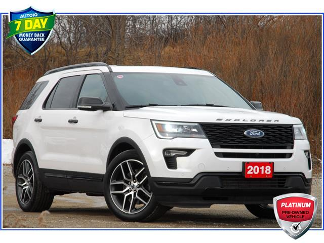 2018 Ford Explorer Sport (Stk: 151040) in Kitchener - Image 1 of 18