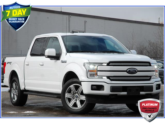 2019 Ford F-150 Lariat (Stk: 9F8820A) in Kitchener - Image 1 of 19